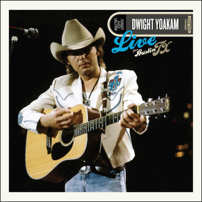 Dwight Yoakam - Live From Austin, TX (LP+CD+DVD)