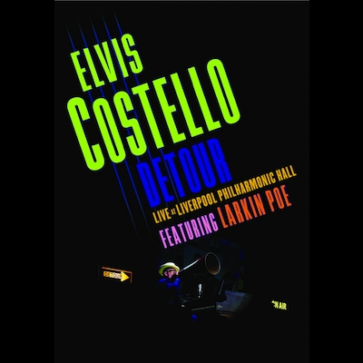 Elvis Costello - Detour Live At Liverpool Philharmonic Hall (DVD)