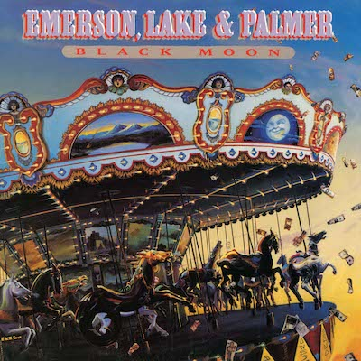 Emerson, Lake & Palmer - Black Moon (Reissue)