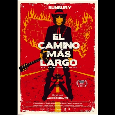 Enrique Bunbury - El Camino Mas Largo (DVD)