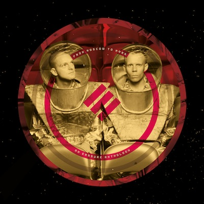 Erasure - From Moscow To Mars: An Erasure Anthology (12CD+1DVD)