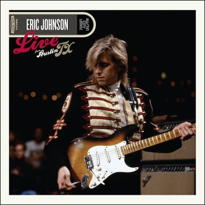 Eric Johnson - Live From Austin, TX (CD+DVD)