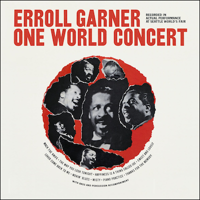 Erroll Garner - One World Concert (Remastered)
