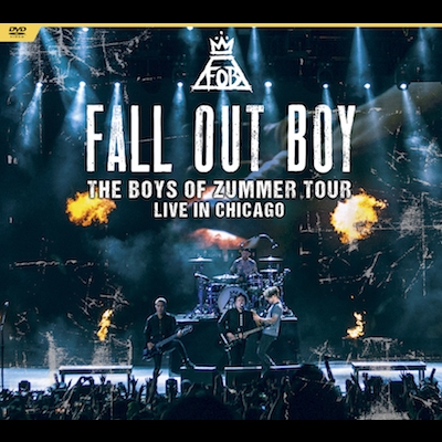 Fall Out Boy - The Boys of Zummer Tour: Live in Chicago (DVD+CD)