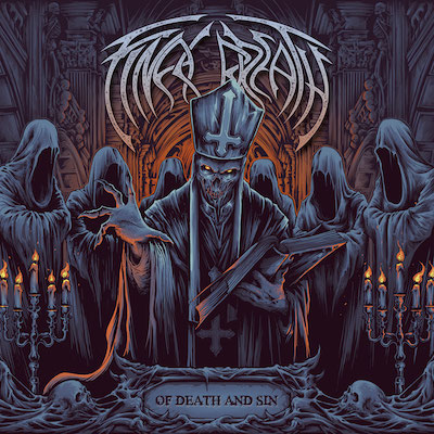 Final Breath - Of Death And Sin