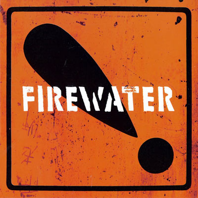 Firewater - International Orange!