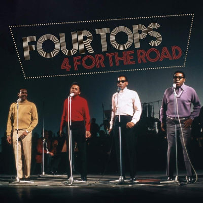 The Four Tops - 4 For The Road