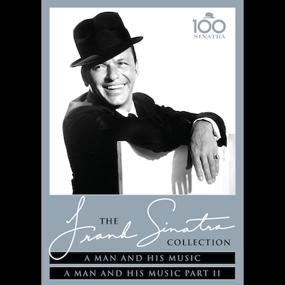 Frank Sinatra - A Man And His Music + A Man And His Music Part II (DVD)