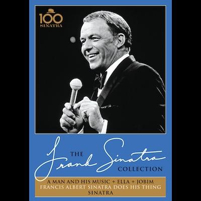 Frank Sinatra - A Man And His Music + Ella + Jobim & More (DVD)