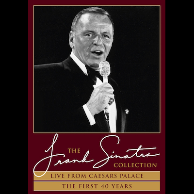 Frank Sinatra - Live From Caesars Palace + The First 40 Years (DVD)