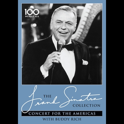 Frank Sinatra - Concert For The Americas (DVD)