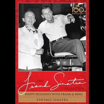 Frank Sinatra - Happy Holidays With Frank & Bing + Vintage Sinatra (DVD)