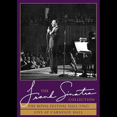 Frank Sinatra - The Royal Festival Hall (1962) + Live At Carnegie Hall (DVD)