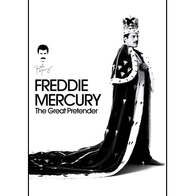 Freddie Mercury - The Great Pretender (DVD/Blu-ray)