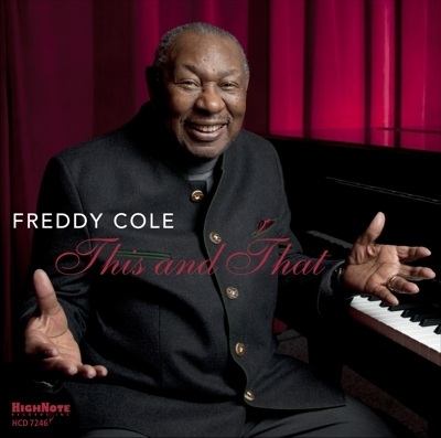 Freddy Cole - This And That