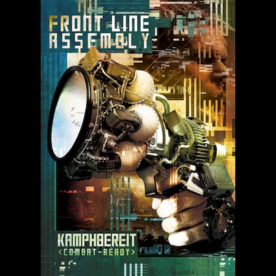 Front Line Assembly - Kampfbereit [Combat-Ready] (DVD)