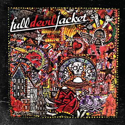 Full Devil Jacket - Valley Of Bones