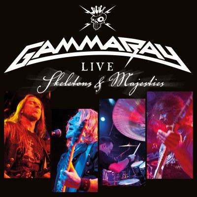 Gamma Ray - Skeletons & Majesties Live