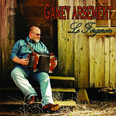Ganey Arsement - Le Forgeron
