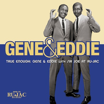Gene & Eddie - True Enough: Gene & Eddie With Sir Joe At Ru-Jac