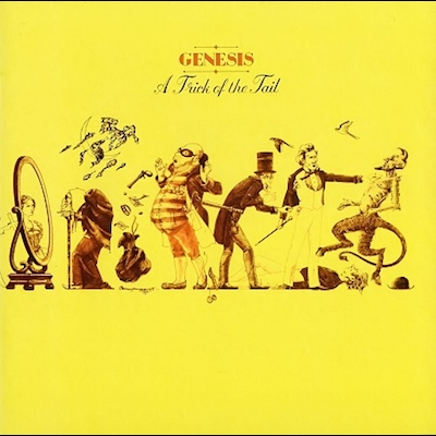 Genesis - A Trick Of The Tail (Vinyl Reissue)