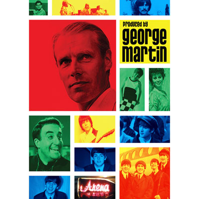 George Martin - Produced By George Martin (DVD/Blu-ray)