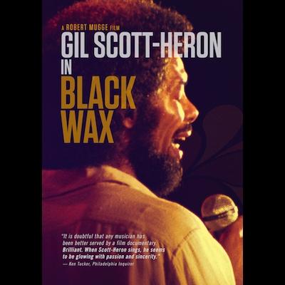 Gil Scott-Heron - Black Wax (DVD/Blu-ray)