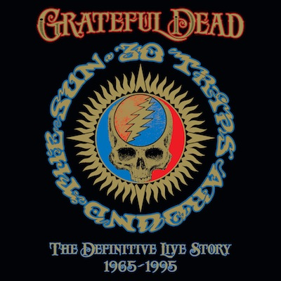 Grateful Dead - 30 Trips Around The Sun: The Definitive Live Story (1965-1995)