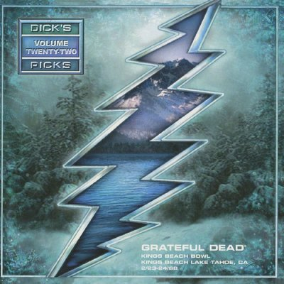 Grateful Dead - Dick's Picks Vol. 22 - Kings Beach Bowl (Reissue)