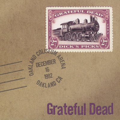 Grateful Dead - Dick's Picks Vol. 27 - Oakland Coliseum Arena (Reissue)