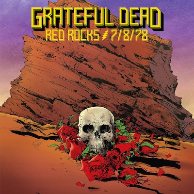 Grateful Dead - Red Rocks 7/8/78