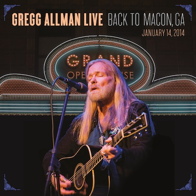 Gregg Allman - Live: Back To Macon, GA