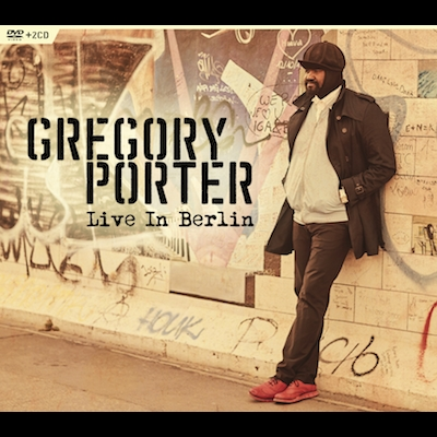 Gregory Porter - Live in Berlin (DVD+CD)