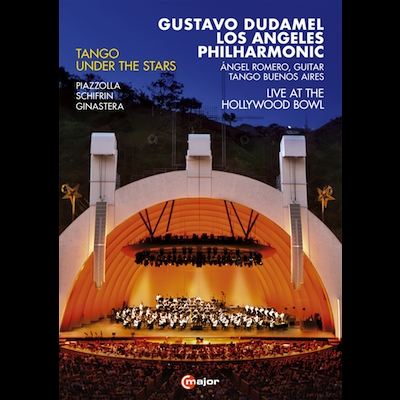 Gustavo Dudamel/LA Philharmonic - Tango Under The Stars (DVD/Blu-ray)