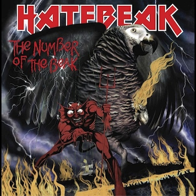 Hatebeak - The Number Of The Beak