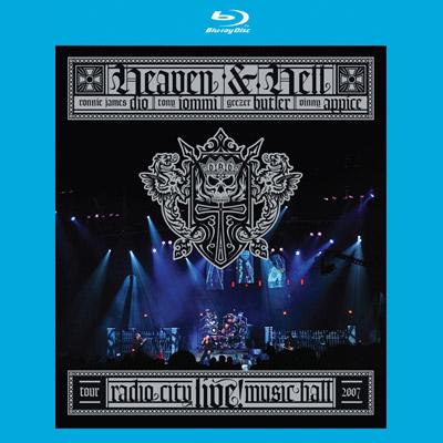 Heaven & Hell - Radio City Music Hall - Live! (Blu-ray)