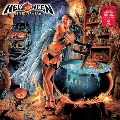 Helloween - Better Than Raw (Vinyl Reissue)