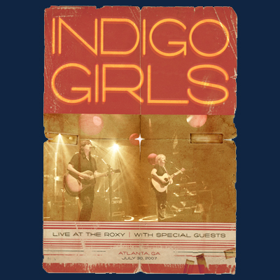 Indigo Girls - Live at the Roxy (DVD)