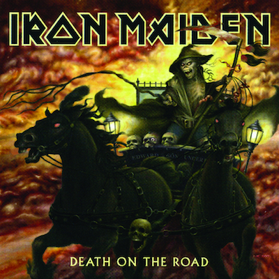 Iron Maiden - Death On The Road (Vinyl Reissue)