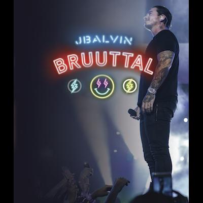 J Balvin - Bruuttal (DVD)