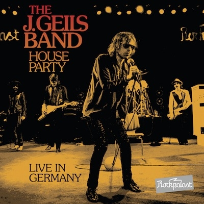 J. Geils Band - House Party Live In Germany (DVD)