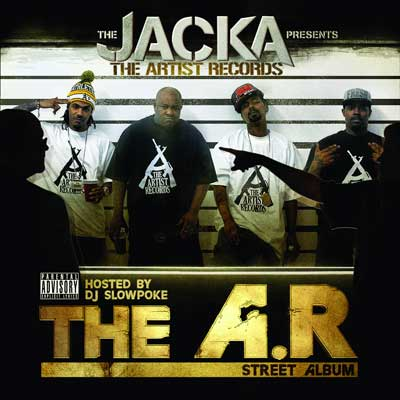 The Jacka - The Jacka Presents The Artist Records: The A.R. Street Album