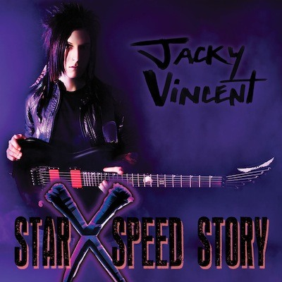 Jacky Vincent - Star X Speed Story