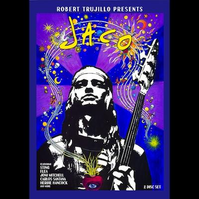 Jaco Pastorius - JACO (DVD/Blu-ray)