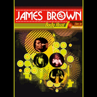 James Brown - Body Heat: Live (DVD)