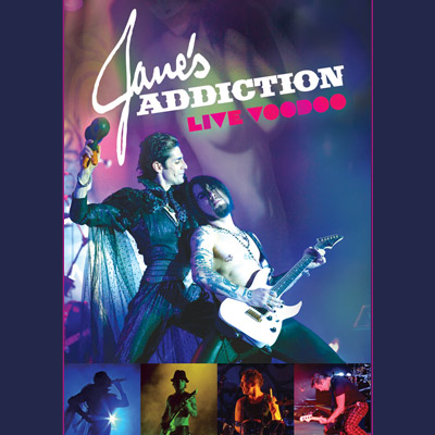Jane's Addiction - Live Voodoo (DVD/Blu-Ray)