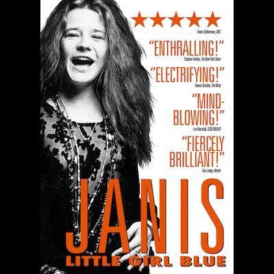 Janis Joplin - Janis: Little Girl Blue (DVD)