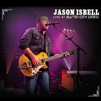 Jason Isbell - Live At Austin City Limits (DVD)