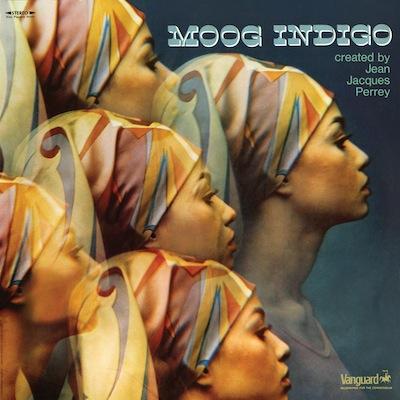 Jean-Jacques Perrey - Moog Indigo (Vinyl Reissue)