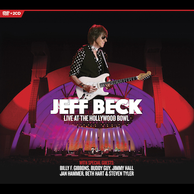 Jeff Beck - Live At The Hollywood Bowl (CD+DVD)